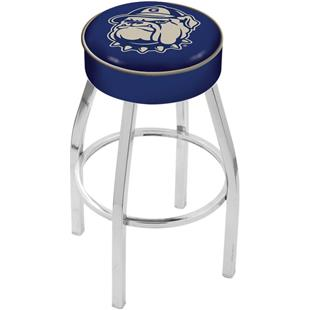 Holland Georgetown University Chrome Bar Stool