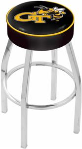 Holland Georgia Tech Chrome Bar Stool