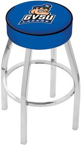 Holland Grand Valley State Univ Chrome Bar Stool