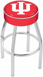 Holland Indiana University Chrome Bar Stool