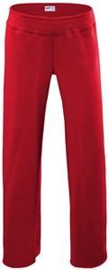 Soffe Girl&#39;s Rugby Fleece Pants