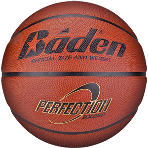 Baden BX260 Perfection Official Rubber Basketball