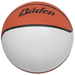 Baden 2 Panel Mini Autograph Rubber Basketball CO
