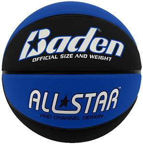Baden All-Star Deluxe Rubber Basketballs