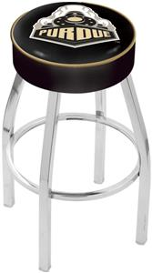 Holland Purdue Chrome Bar Stool
