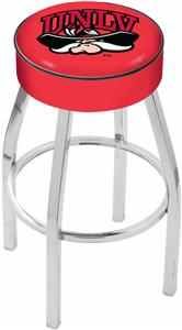 Holland Univ of Nevada Las Vegas Chrome Bar Stool