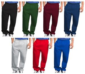 Soffe Adult Training Pocket Fleece Sweatpants