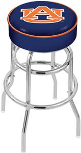 Holland Auburn University Double-Ring Bar Stool