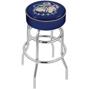 Holland Georgetown Univ Double-Ring Bar Stool