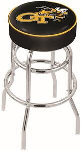 Holland Georgia Tech Double-Ring Bar Stool