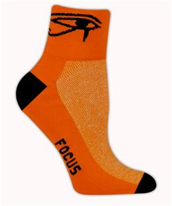 Red Lion Eye-Focus High Tech 1/4 Crew Socks