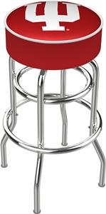 Holland Indiana University Double-Ring Bar Stool