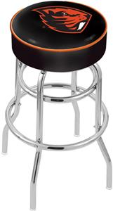 Holland Oregon State Univ Double-Ring Bar Stool