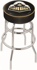 Holland Purdue Double-Ring Bar Stool