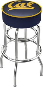 University of California Double-Ring Bar Stool