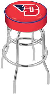 University of Dayton Double-Ring Bar Stool