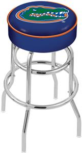 University of Florida Double-Ring Bar Stool