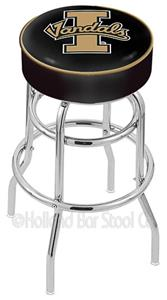 University of Idaho Double-Ring Bar Stool