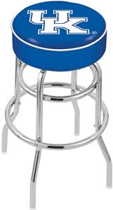 Univ of Kentucky UK Double-Ring Bar Stool