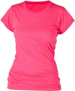 Boxercraft Women's SS Perfect Fit Neon Tees