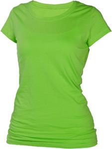 Boxercraft Girl's SS Perfect Fit Neon Tees