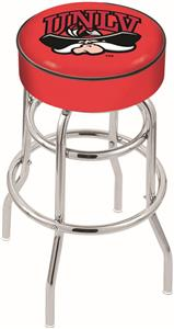 Univ Nevada Las Vegas Double-Ring Bar Stool