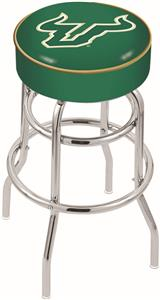 University of South Florida Double-Ring Bar Stool