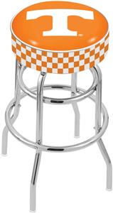 Univ of Tennessee Double-Ring Bar Stool