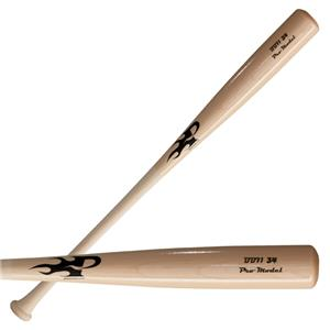 Phoenix Bat BB71 Natural Barrel Wood Baseball Bats