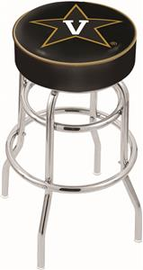 Vanderbilt University Double-Ring Bar Stool
