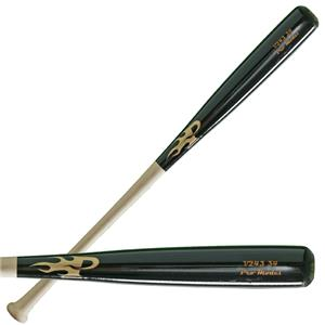 Phoenix Bat V243 Black Barrel Wood Baseball Bats