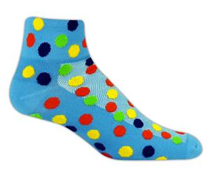 Red Lion Spots High Tech 1/4 Crew Socks