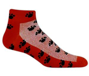 Red Lion Take Paws High Tech Low Cut Socks
