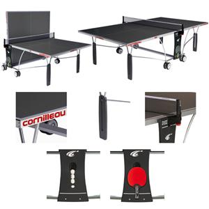 Cornilleau sport 250m outdoor ping pong table playground equipment and gear - Mini table de ping pong cornilleau ...