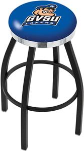 Grand Valley State Univ Flat Ring Blk Bar Stool