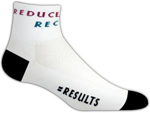 Red Lion Results High Tech 1/4 Crew Socks