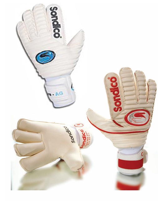 E3704 Sondico Pure AG Pro soccer goalie gloves Closeout