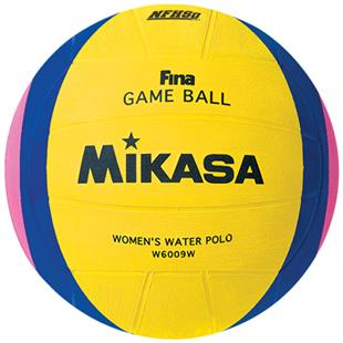 Mikasa Women's FINA NFHS Game Water Polo Balls