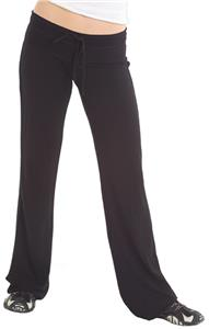 In Your Face Apparel Juniors Drawstring Yoga Pant
