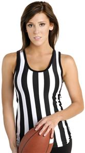 In Your Face Apparel Junior Ref Tank
