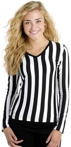 Junior Long Sleeve Referee Jersey