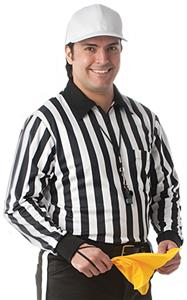 Dalco Football Official's Long Sleeve Shirts