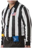 Dalco Football Official's Collegiate LS Shirts