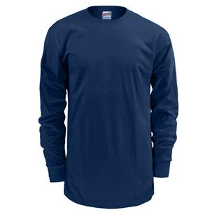 Soffe Youth LS Midweight Cotton Tee Shirts