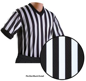Dalco Basketball Official's Pin Dot Mesh Shirts