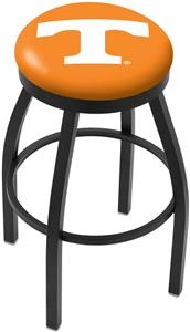 University of Tennessee Flat Ring Blk Bar Stool