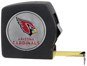 NFL Arizona Cardinals 25' Tape Measure with Logo