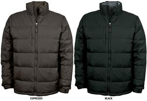 Charles River Men's Quilted Jacket