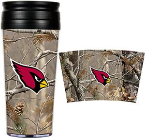 NFL Arizona Cardinals RealTree Travel Tumbler