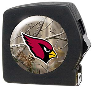 NFL Arizona Cardinals 25' Realtree Tape Measure